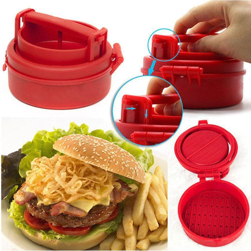 Hamburger Manual Meat Press