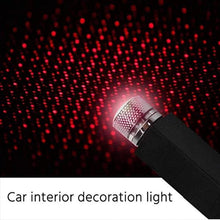 Load image into Gallery viewer, Plug and Play Car and Home Ceiling Romantic USB Night Light