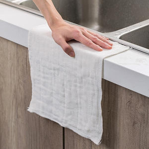 3 Piece Kitchen Lint-free Clean Dish Towel Wipes Tablecloth