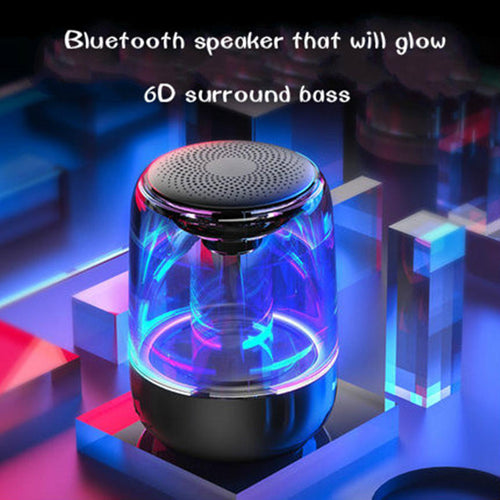 C7 Portable Mini Compact Wireless Bluetooth Speaker