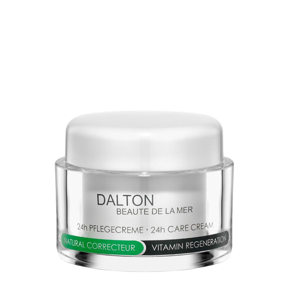 Cremă, Natural Correcteur 24h Care Cream 50ml., Dalton Marine Cosmetics, Era Cosmetics