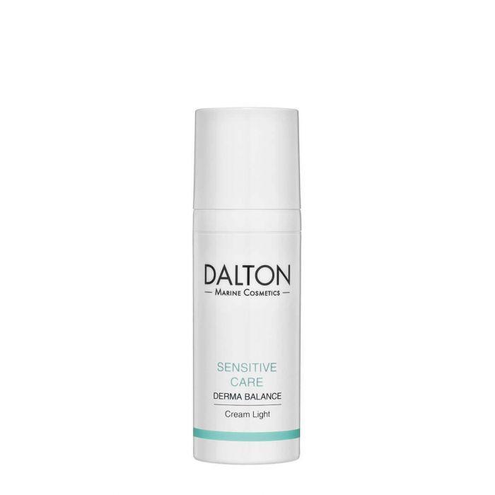 Cremă, Sensitive Care Cream Light 50 ml., Dalton Marine Cosmetics, Era Cosmetics