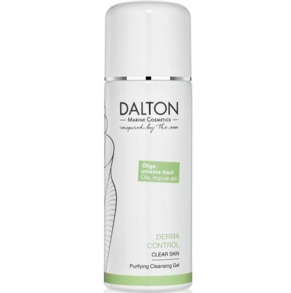 Demachiant, Derma Control Purifying Cleansing Gel 200 ml., Dalton Marine Cosmetics, Era Cosmetics