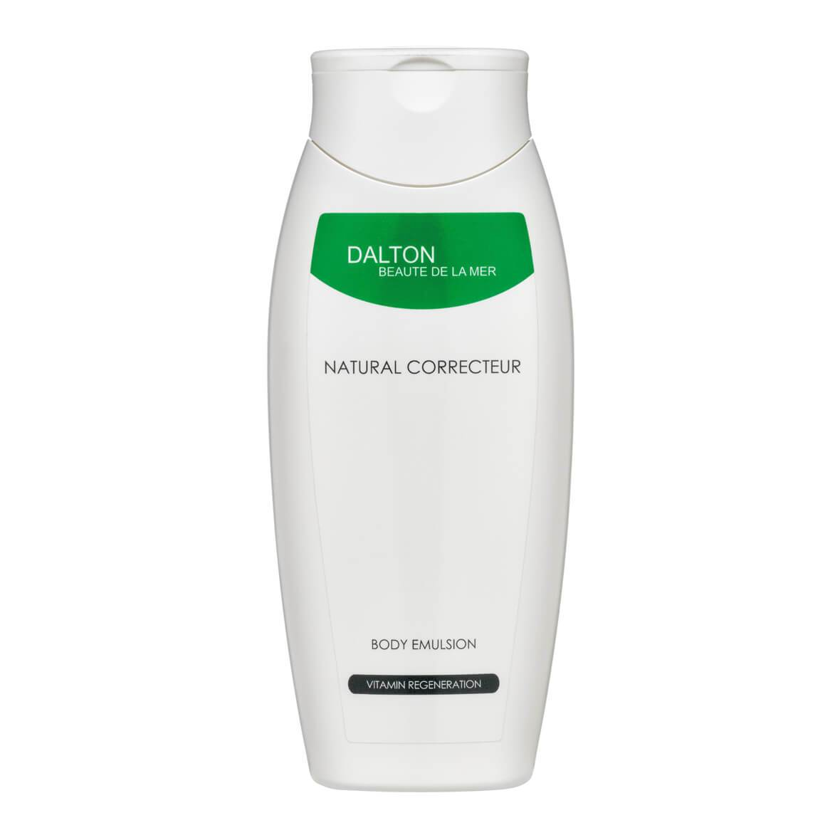 Emulsie corp, Natural Correcteur Body Emulsion 250 ml., Dalton Marine Cosmetics, Era Cosmetics