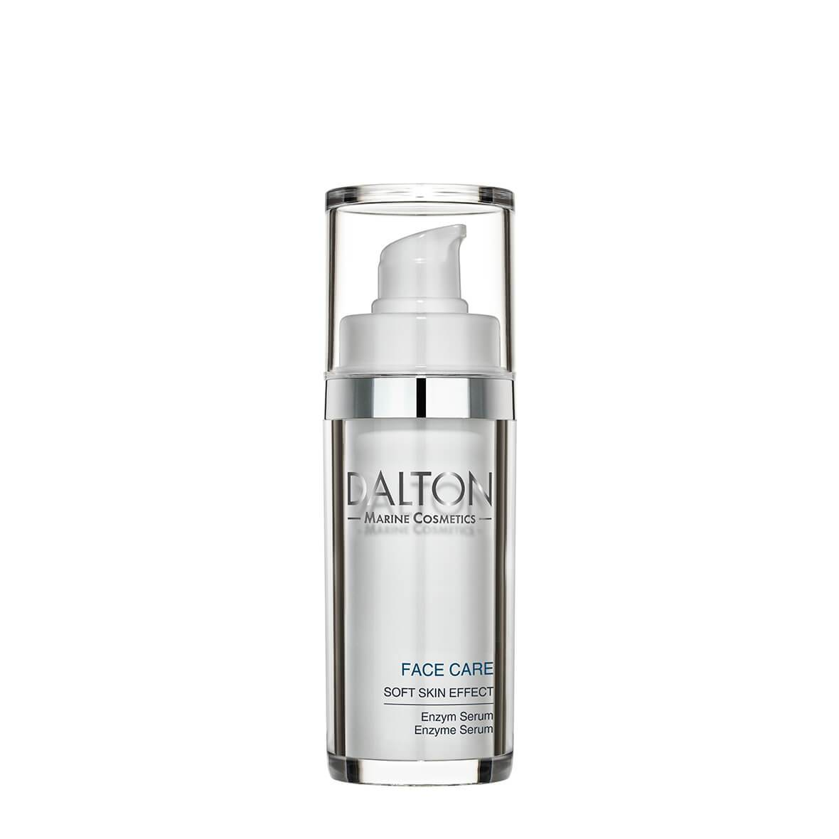 Ser, Face Care Enzyme Serum 30 ml., Dalton Marine Cosmetics, Era Cosmetics