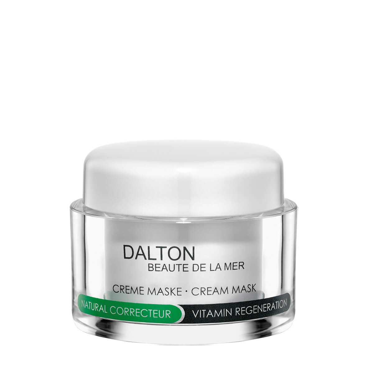 Natural Correcteur Cream Mask 50ml., crema masca, Dalton Marine Cosmetics, Era Cosmetics