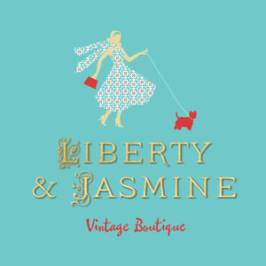 Liberty and Jasmine Vintage Clothing