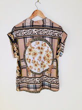 Load image into Gallery viewer, Baroque Style Blouse