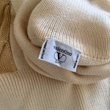 Load image into Gallery viewer, Vintage Valentino Sport Roll Neck Sweater