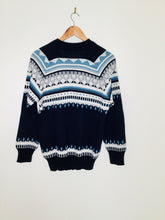 Load image into Gallery viewer, Vintage Fairisle Style Sweater