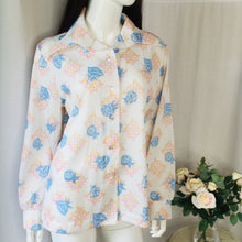 Load image into Gallery viewer, 70s vintage blouse