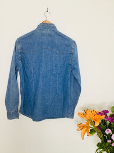 Vintage Denim Shirt by Lee