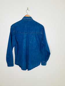 Vintage Denim Shirt by Gazara