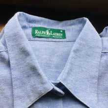 Load image into Gallery viewer, Vintage Ralph Lauren Chambray Shirt