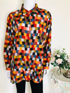 Clements Ribeiro Multicoloured Blouse