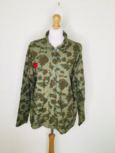 Load image into Gallery viewer, Camouflage army style jacket