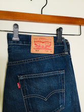 Load image into Gallery viewer, Vintage Levi's 501 Blue Jeans