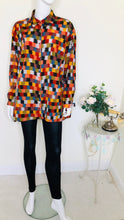 Load image into Gallery viewer, Clements Ribeiro Multicoloured Blouse