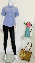 Load image into Gallery viewer, Vintage Ralph Lauren chambray ladies shirt