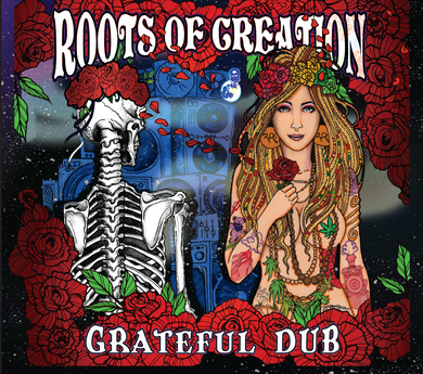 GRATEFUL DUB (double VINYL) -