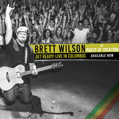 Brett Wilson: Get Ready! Live in Columbus (CD)
