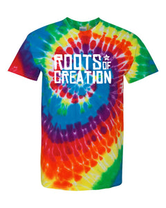 MEN'S T-SHIRT: White Roots of Creation Logo