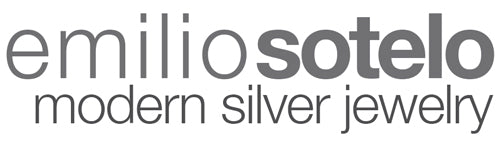 Sterling Silver Jewelry | Emilio Sotelo Silver Jewelry | Modern Silver Jewelry | San Francisco
