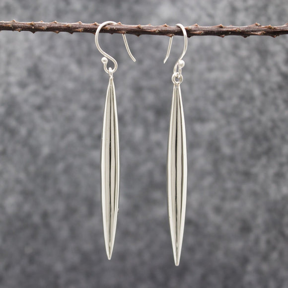 LIT Silver Earrings | High Polished Sterling Silver | Jewelry | Silver | Wholesale | French Wire Sterling Silver | Jewelry | Silver | Wholesale Earrings