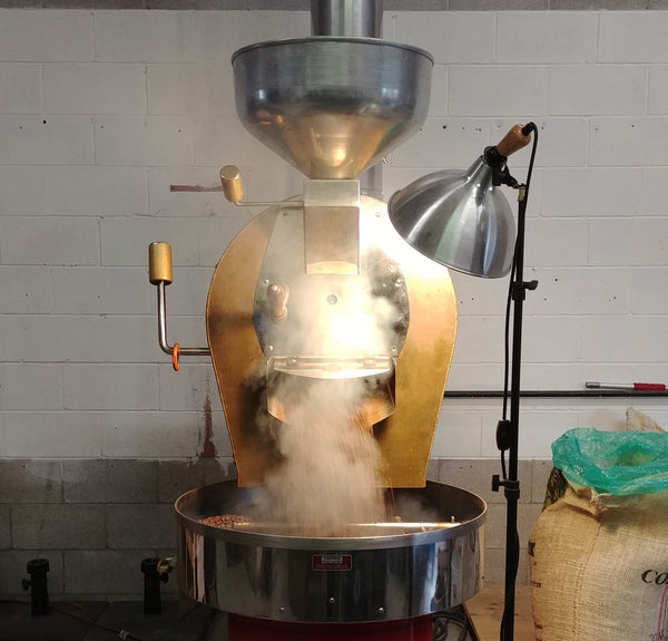 RELAY Coffee Roasting Introduction