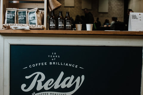 Hamilton Specialty Coffee Show - RELAY Coffee Roasters