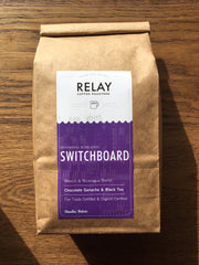 Switchboard coffee blend from RELAY Coffee Roasters