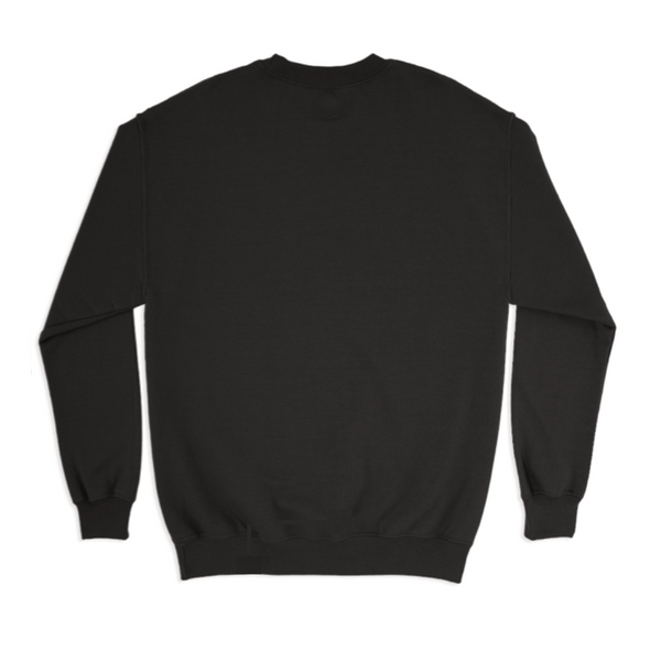 Crewneck Sweater - Black