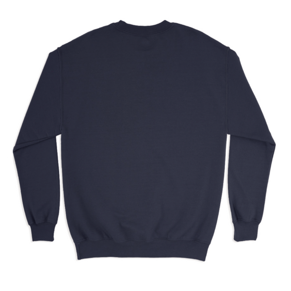 Crewneck Sweater - Navy