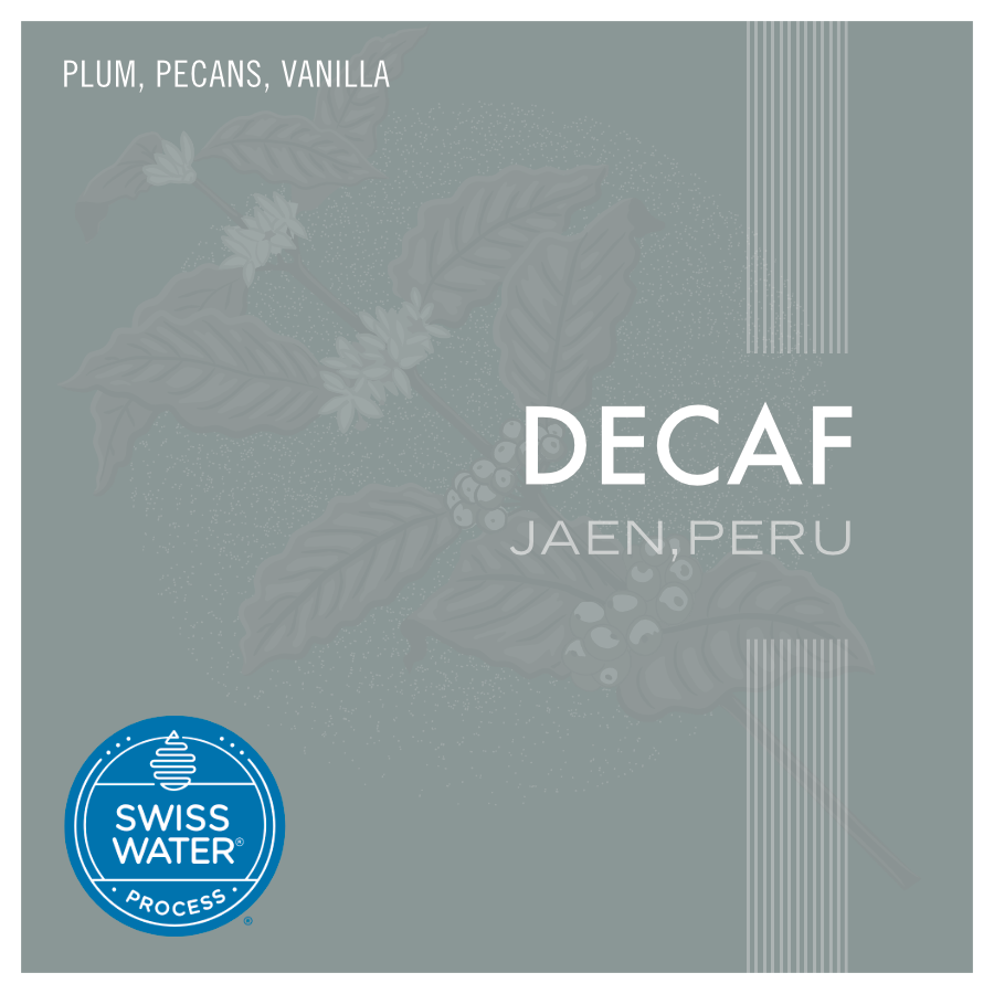 DECAF, Swiss Water Process
