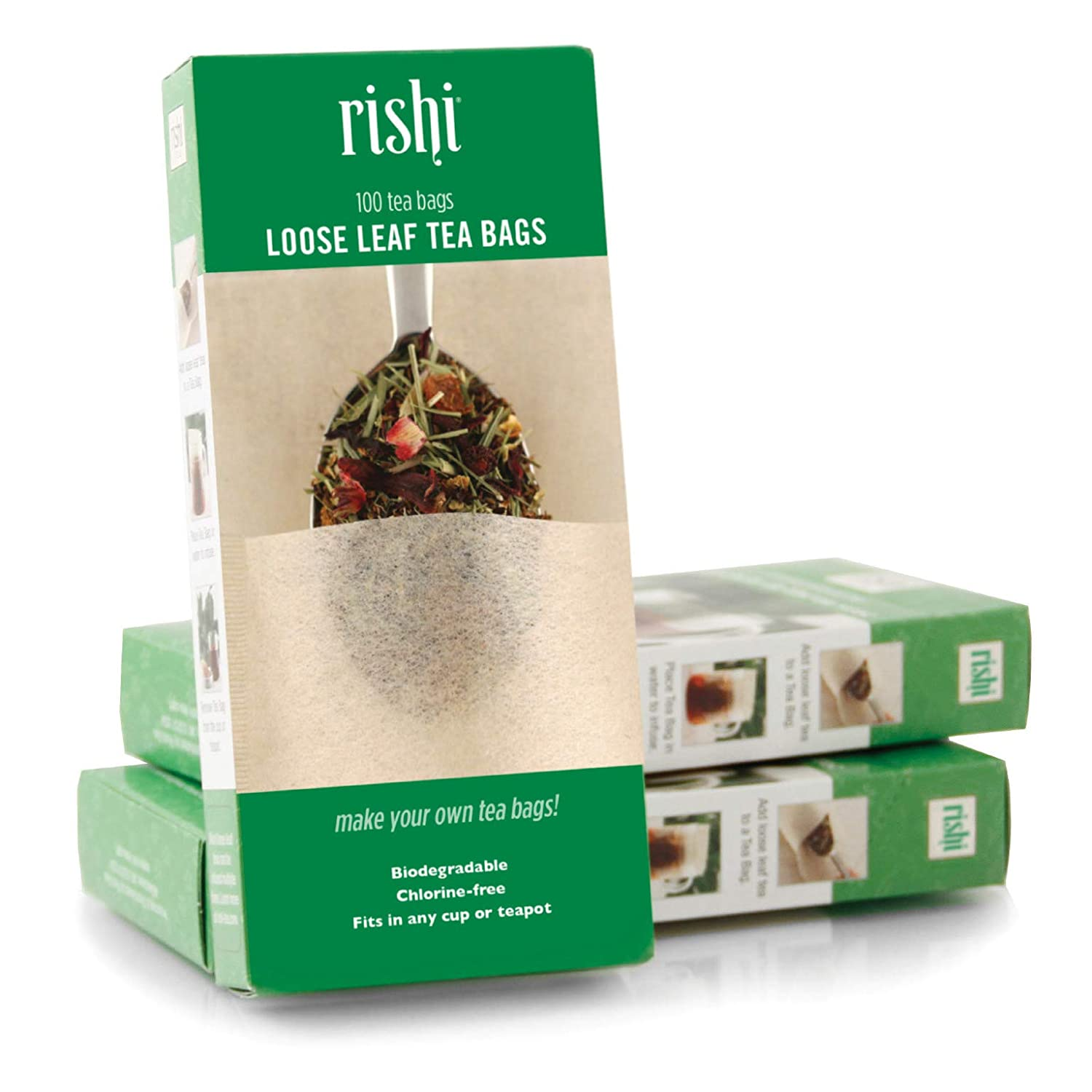Loose-Leaf Tea Filters