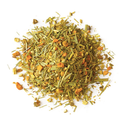Ginger Lime Rooibos (Caffeine-Free), 100g *