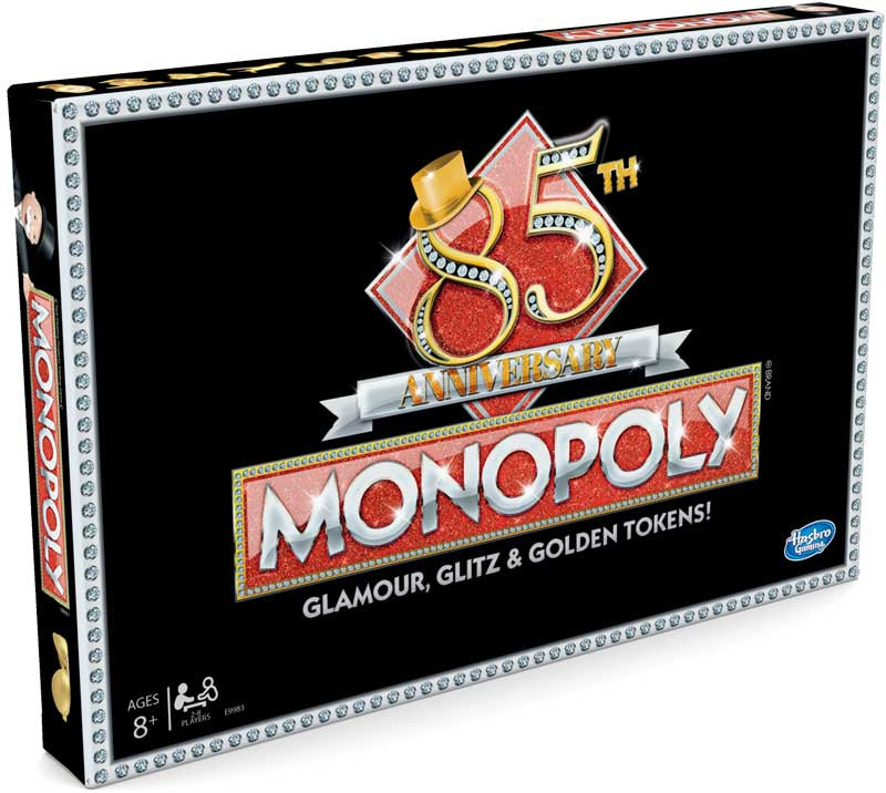 Monopoly 85th Anniversary Game