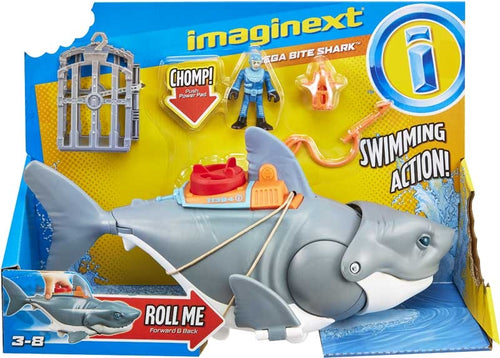 IMAGINEXT Mega Bite Shark
