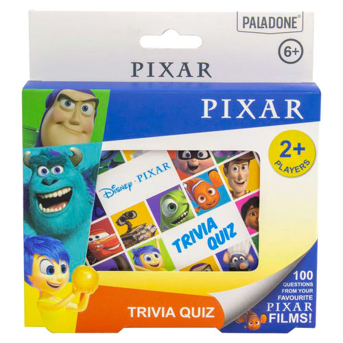 Disney Pixar Films Trivia Quiz