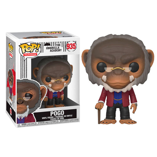 Funko POP figure Umbrella Academy Pogo
