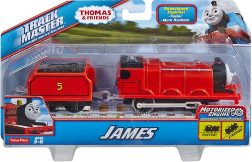 Thomas & Friends Trackmaster Motorised Engine James