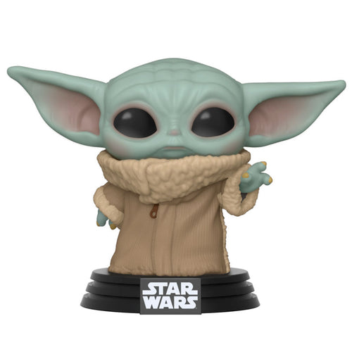 Funko POP figure Star Wars Mandalorian Yoda The Child