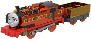 Thomas & Friends Trackmaster Motorised Metallic Celebration NIA