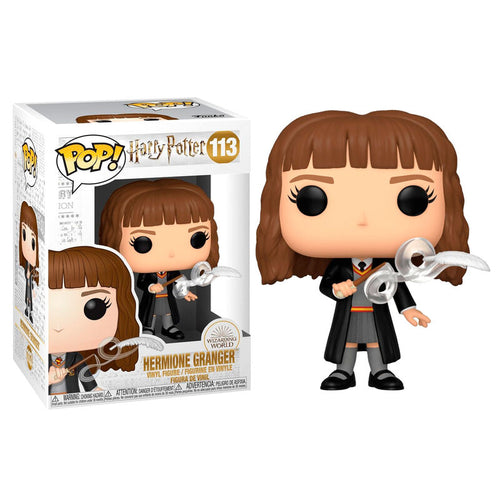 Funko POP figure Harry Potter Hermione with Feather