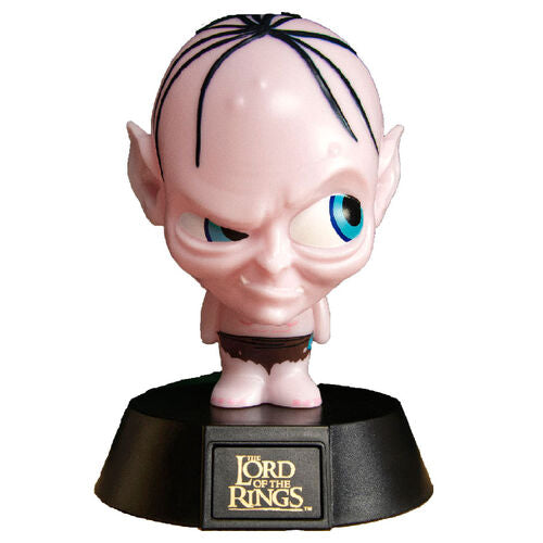 The Lord of the Rings Gollum Icon Light
