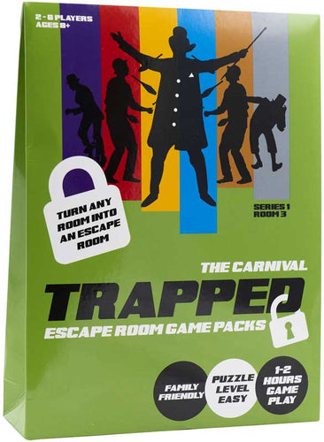 Trapped Escape Room Game Carnival