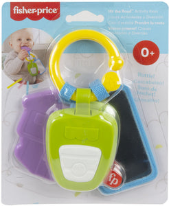 Fisher Price My First Busy Babies Activity Keys