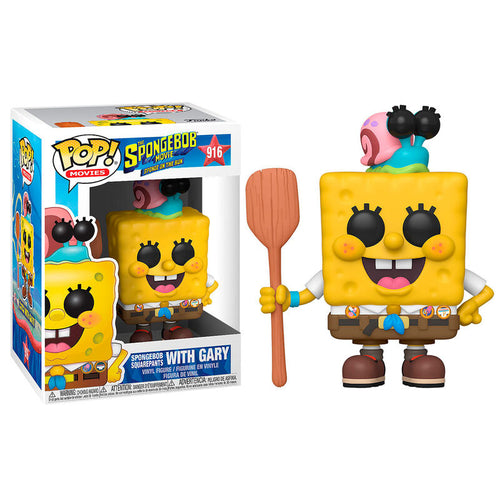 Funko POP figure Sponge Bob SpongeBob in Camping Gear