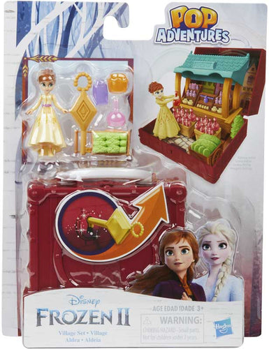 Disney Frozen POP Adventures Village Set