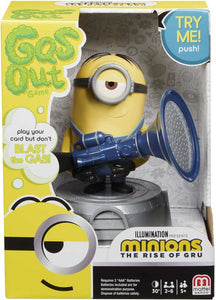 Minions Gas-Out Game